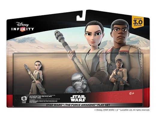 Disney Infinity: SW (3.0 Ed) Force Awakens Playset