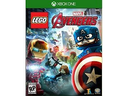LEGO Marvel's Avengers XBOX ONE Usado
