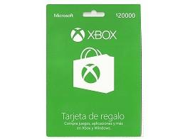 XBOX Live Chile Tarjeta Prepago $20.000 (Digital)