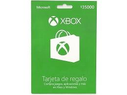 XBOX Live Chile Tarjeta Prepago $35.000 (Digital)