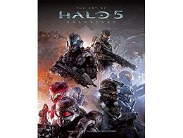 The Art of Halo 5: Guardians (ING) Libro