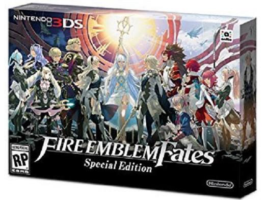 Fire Emblem Fates Special Edition 3DS