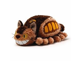 Peluche Cat Bus My Neighbor Totoro (27 cms)
