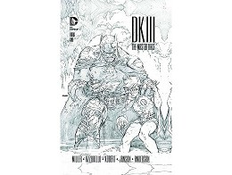 Dark Knight III Master Race v1 Coll (ING/HC) Comic