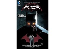 Batman & Robin v6 The Hunt F Robin (ING/HC) Comic