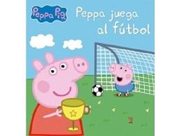 Peppa Pig: Peppa juega al fútbol (ESP) Libro