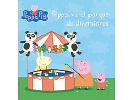 Peppa Pig: va al parque de diversiones (ESP) Libro