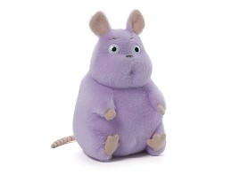Peluche Spirited Away Boh Mouse (15 cms)