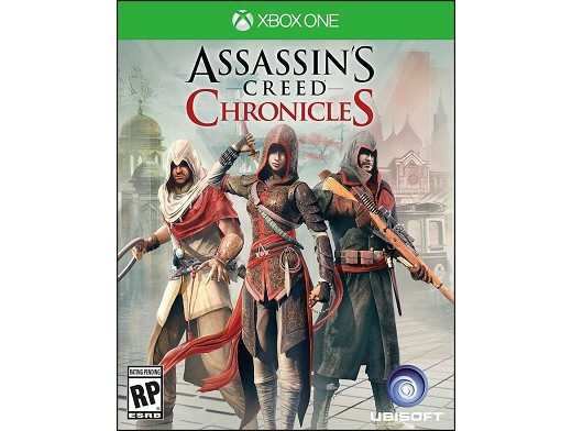 Assassin's Creed Chronicles XBOX ONE Usado