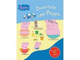 Peppa Pig: Diviértete con Peppa (ESP) Libro