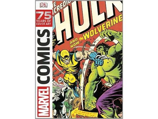 Marvel 75 Años de Historia Gráfica (ESP) Libro