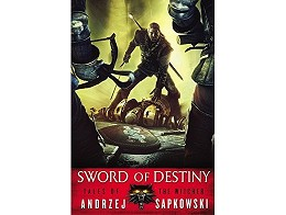 Sword of Destiny - The Witcher (ING) Libro