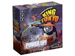 King of Tokyo - Power Up! Expansión