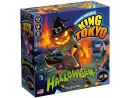 King of Tokyo - Halloween Expansión