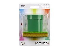 Super Mario Pipe Amiibo Stand