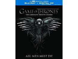 Game of Thrones: Complete Fourth Season Blu-Ray