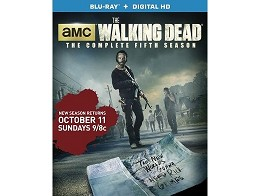 The Walking Dead: Season Five Blu-Ray