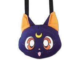 Mochila Sailor Moon - Luna Head Plush