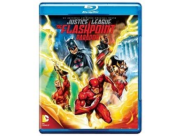 Liga de la Justicia La Paradoja del Tiempo Blu-ray