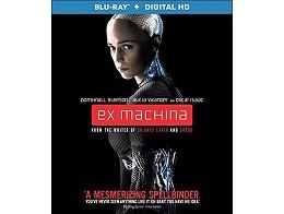 Ex Machina Blu-Ray