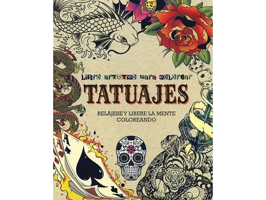 Tatuajes (ESP) Libro