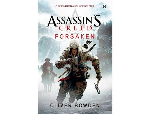 Assassins Creed: Forsaken (ESP) Libro