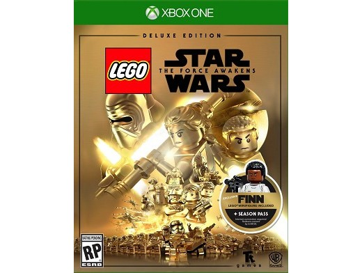 LEGO Star Wars: The Force Awakens DLX Ed. XBOX ONE
