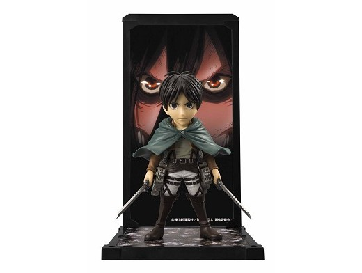 Figura Tamashii Buddies Attack on Titan Eren