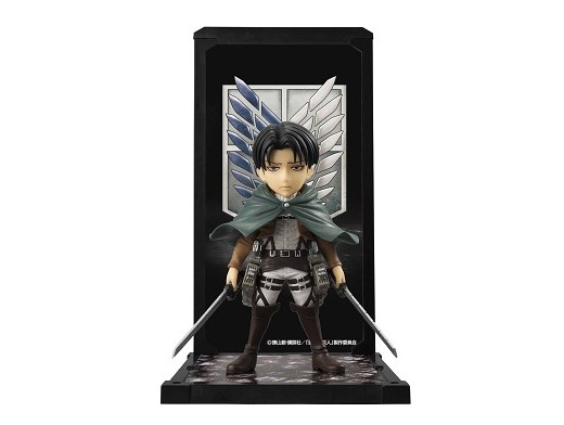 Figura Tamashii Buddies Attack on Titan Levi