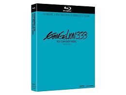 Evangelion 3.33: You Can (Not) Redo Blu-ray