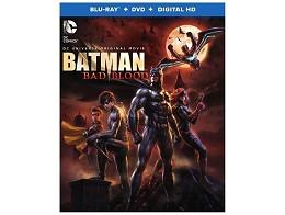 Batman: Bad Blood Blu-Ray