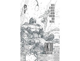 Dark Knight III Master Race v2 Coll (ING/HC) Comic