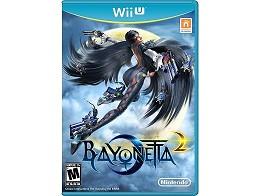 Bayonetta 2 Wii U Usado