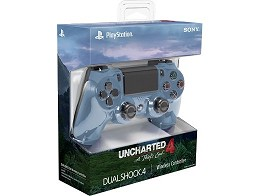 Control Sony DualShock 4 Gray Blue PS4