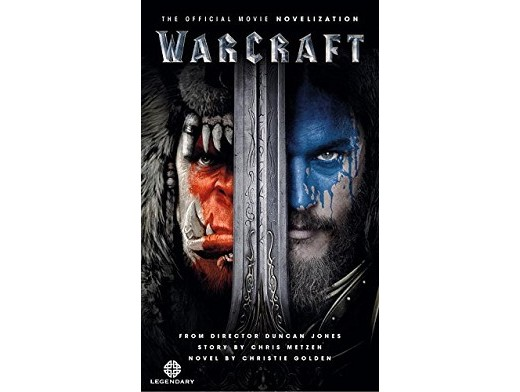 Warcraft Official Movie Novelization (ING) Libro