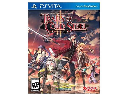 The Legend of Heroes: Trails of Cold Steel II PSV
