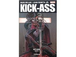 Kick Ass Hit Girl (ESP/TP) Comic