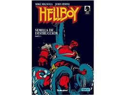 Hellboy: Semilla de Destrucción (ESP/TP) Comic