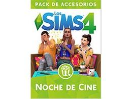 Los Sims 4 Noche de Cine Accesorios PC (DIGITAL)