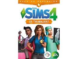 Los Sims 4 A Trabajar PC (DIGITAL)