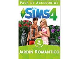 Los Sims 4 Jardín Romántico Accesorio PC (DIGITAL)