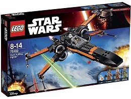 LEGO Star Wars 75102 Poe´s X-Wing