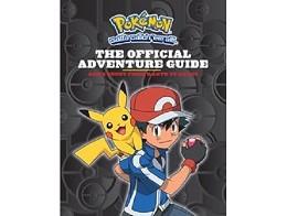 Adv. Guide: Ash's Quest Kanto to Kalos (ING) Libro