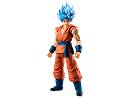 Figura Son Goku Super Saiyan God SS (9.5 cms)