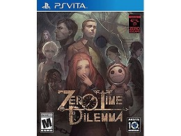 Zero Time Dilemma PS Vita