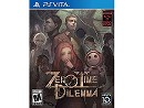 Zero Time Dilemma PS Vita Usado