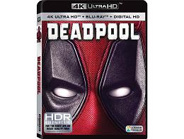 Deadpool 4K Blu-Ray