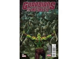 Guardians of Infinity #4 (ING/CB) Comic