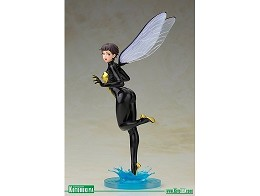 Estatua Marvel Wasp Bishoujo