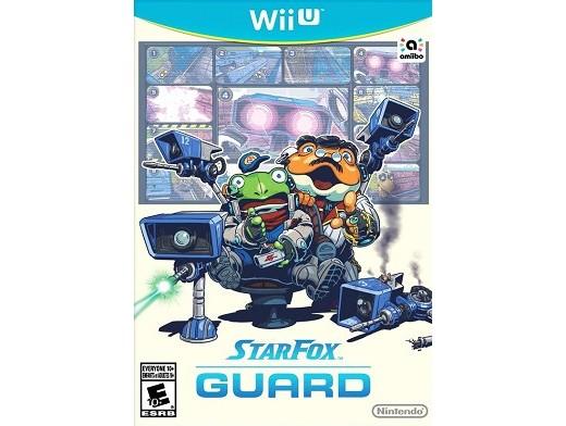 Starfox Guard Wii U Usado